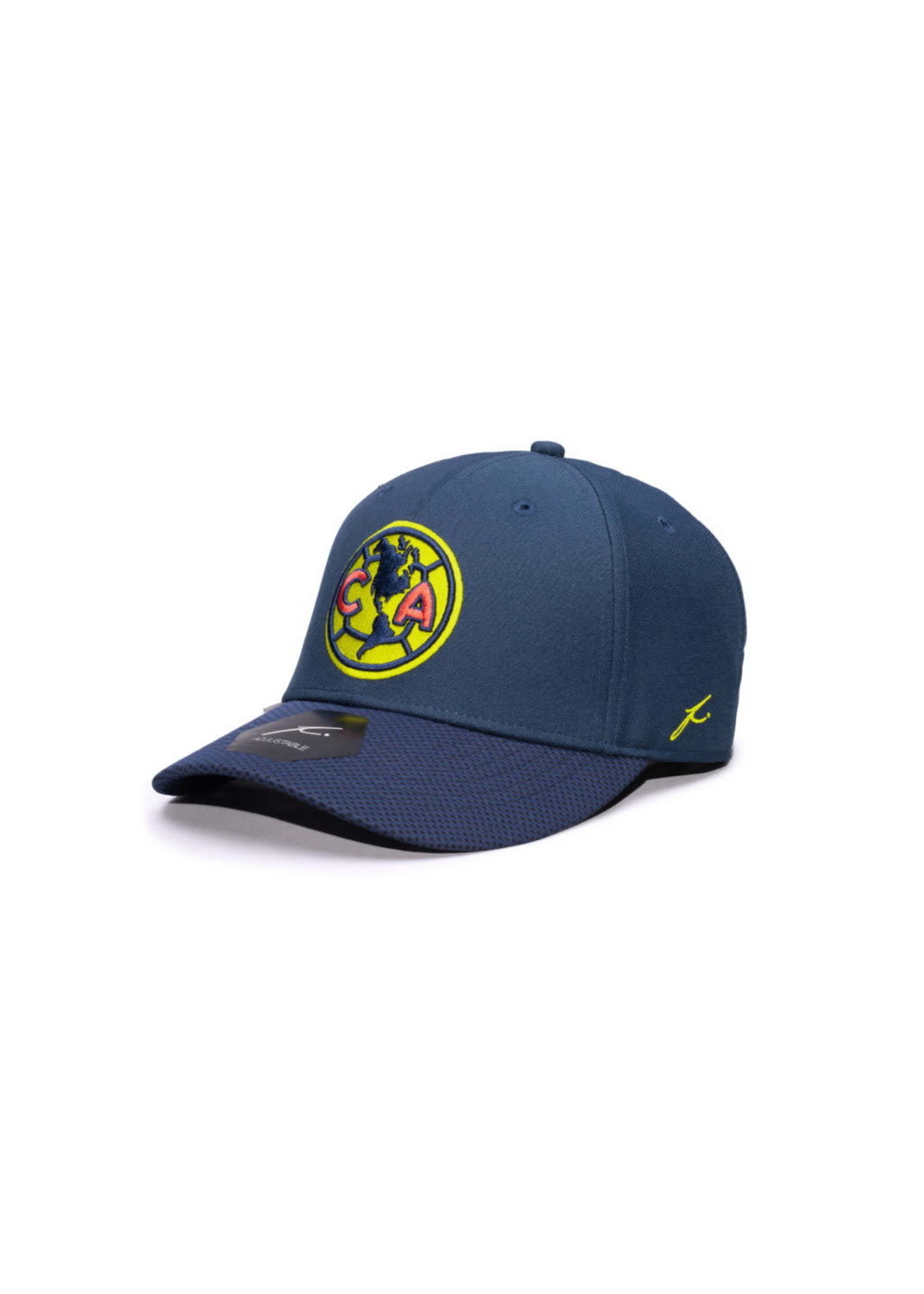 Club America Premium Blue Baseball Hat