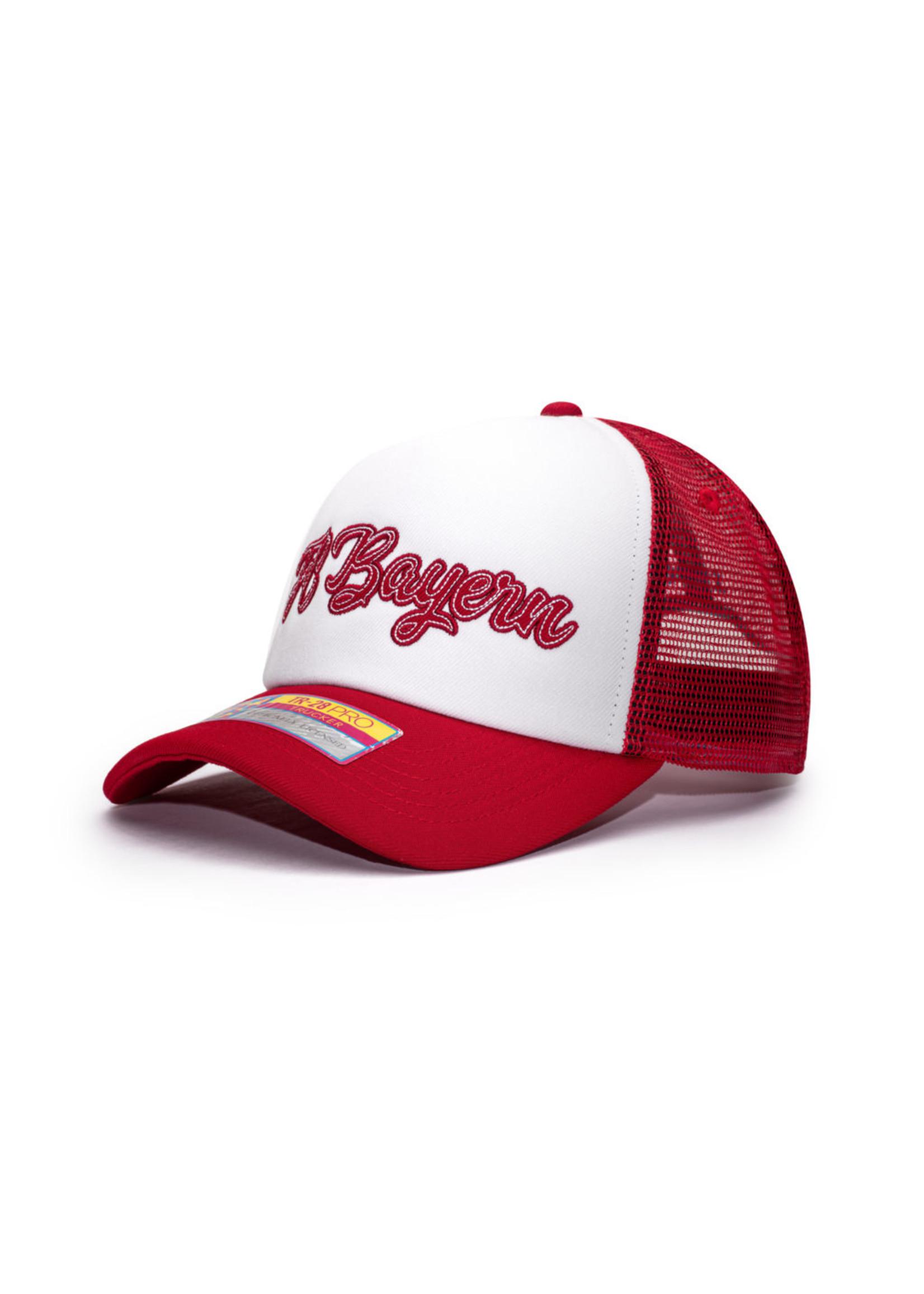 Bayern Munich Retro Trucker Hat