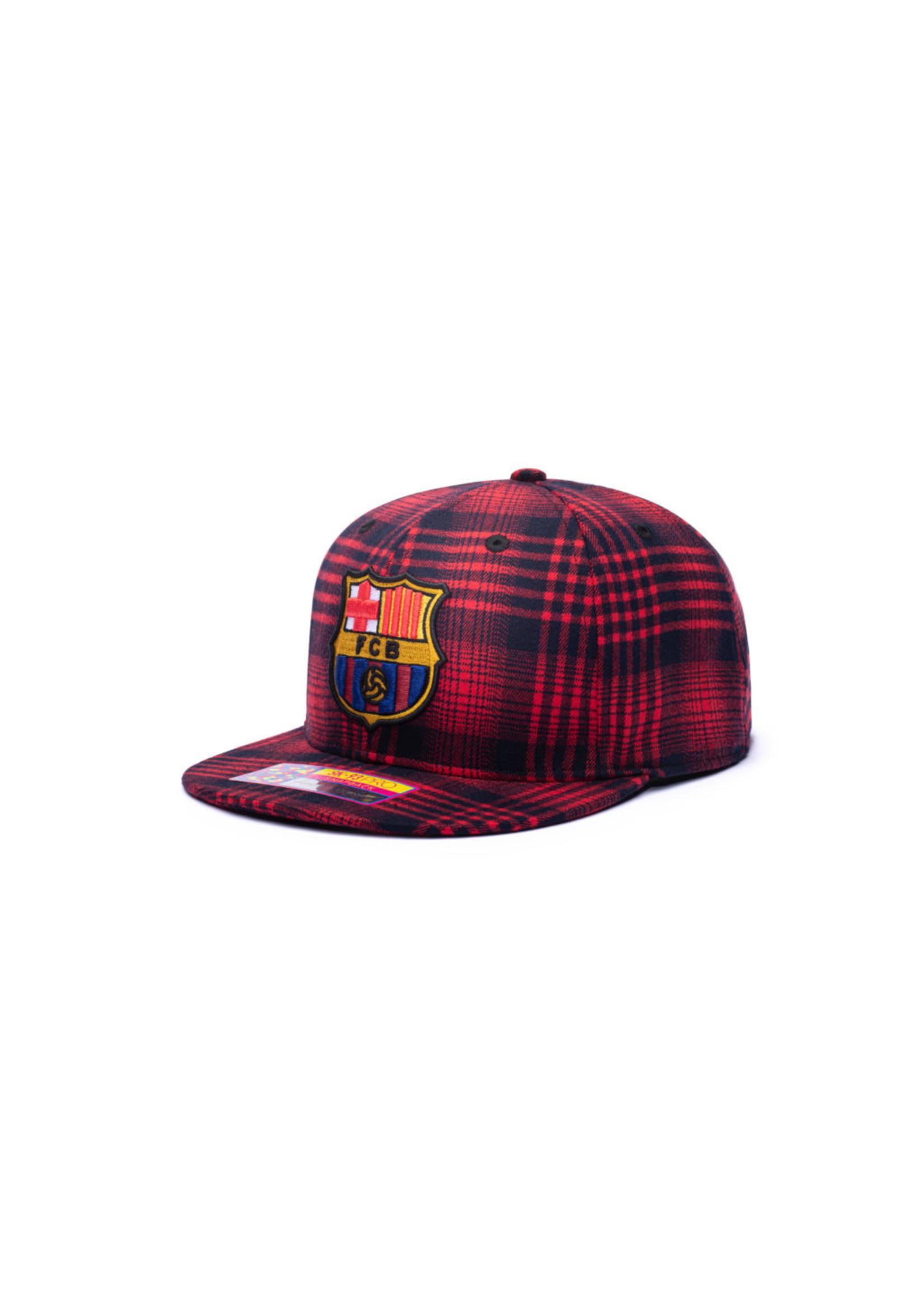 Barcelona Hooligan Snapback Hat
