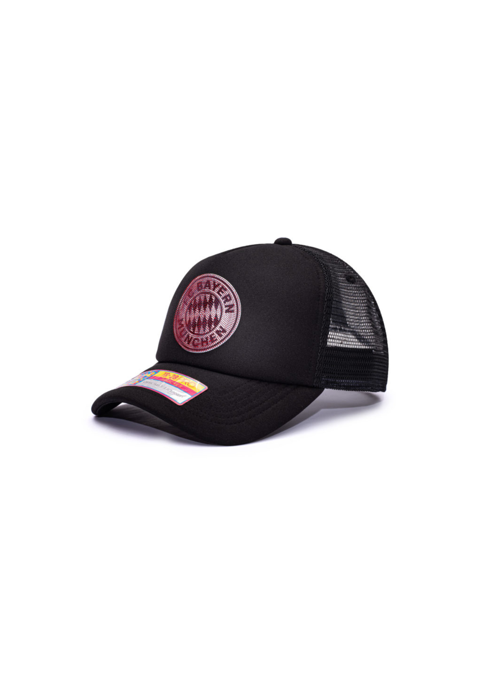 Bayern Munich Shield Trucker Snapback Hat