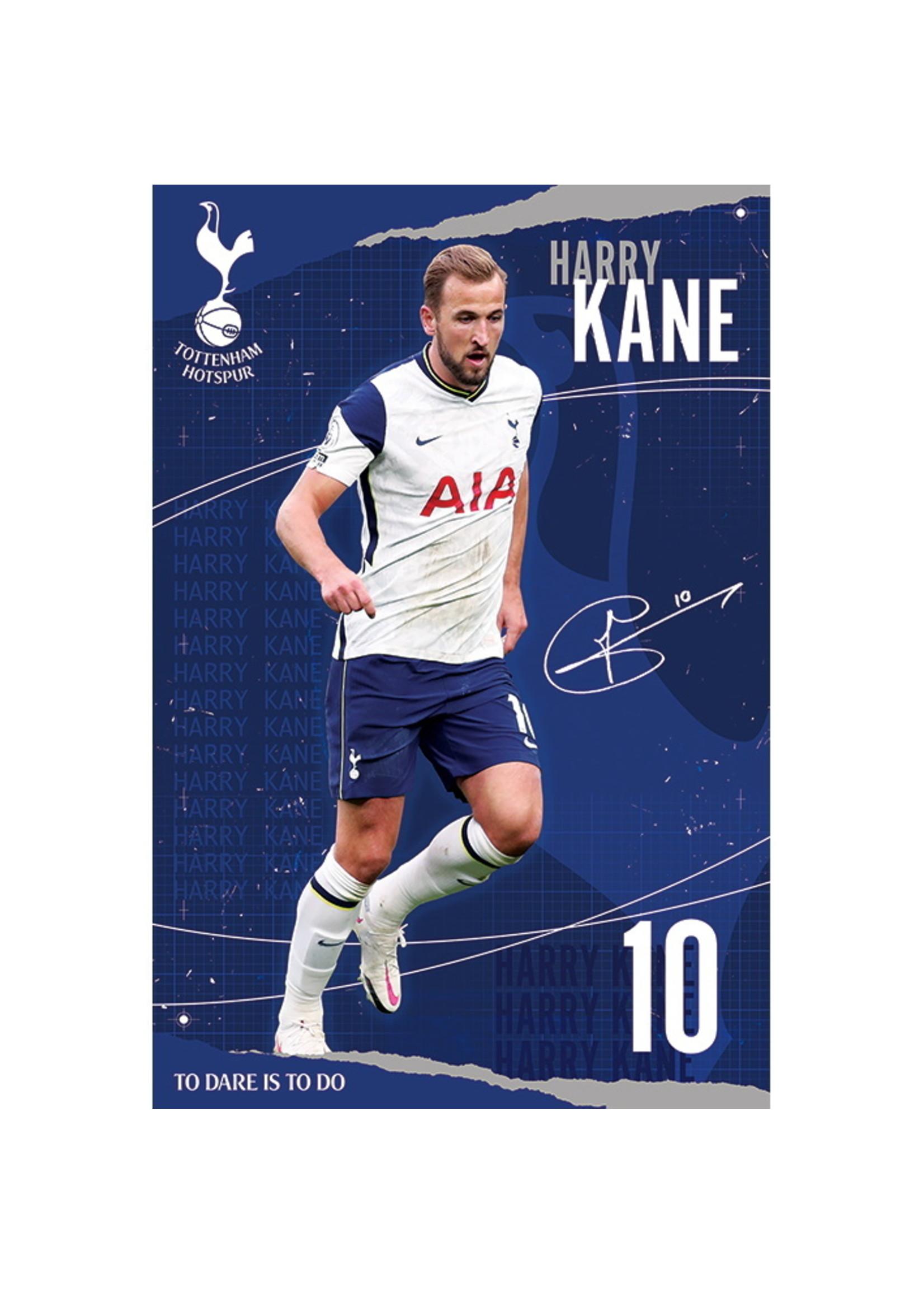 Harry Kane 2020-2021 Poster