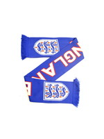 England Blue 3 Lions Scarf