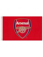 Arsenal Core Crest Flag