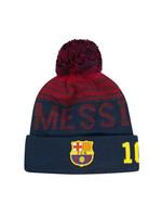 Barcelona Lionel Messi Pom Beanie