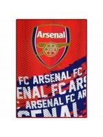 Arsenal Impact Fleece Blanket
