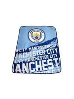 Manchester City Impact Fleece Blanket