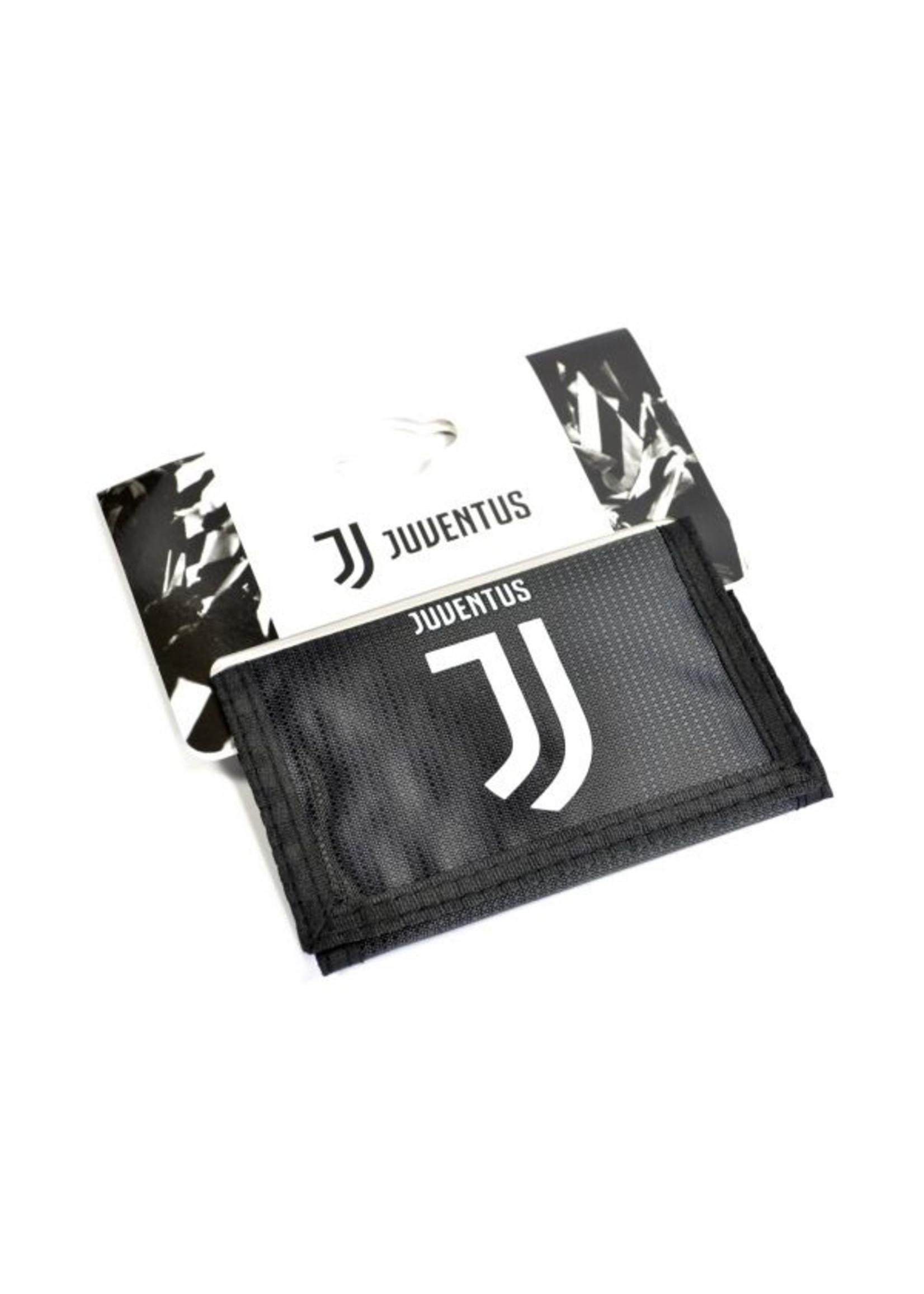 Juventus Crest Tri-Fold Wallet
