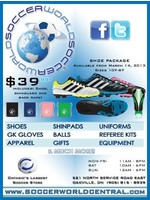 Rucanor Shin Pads - Shoe Package