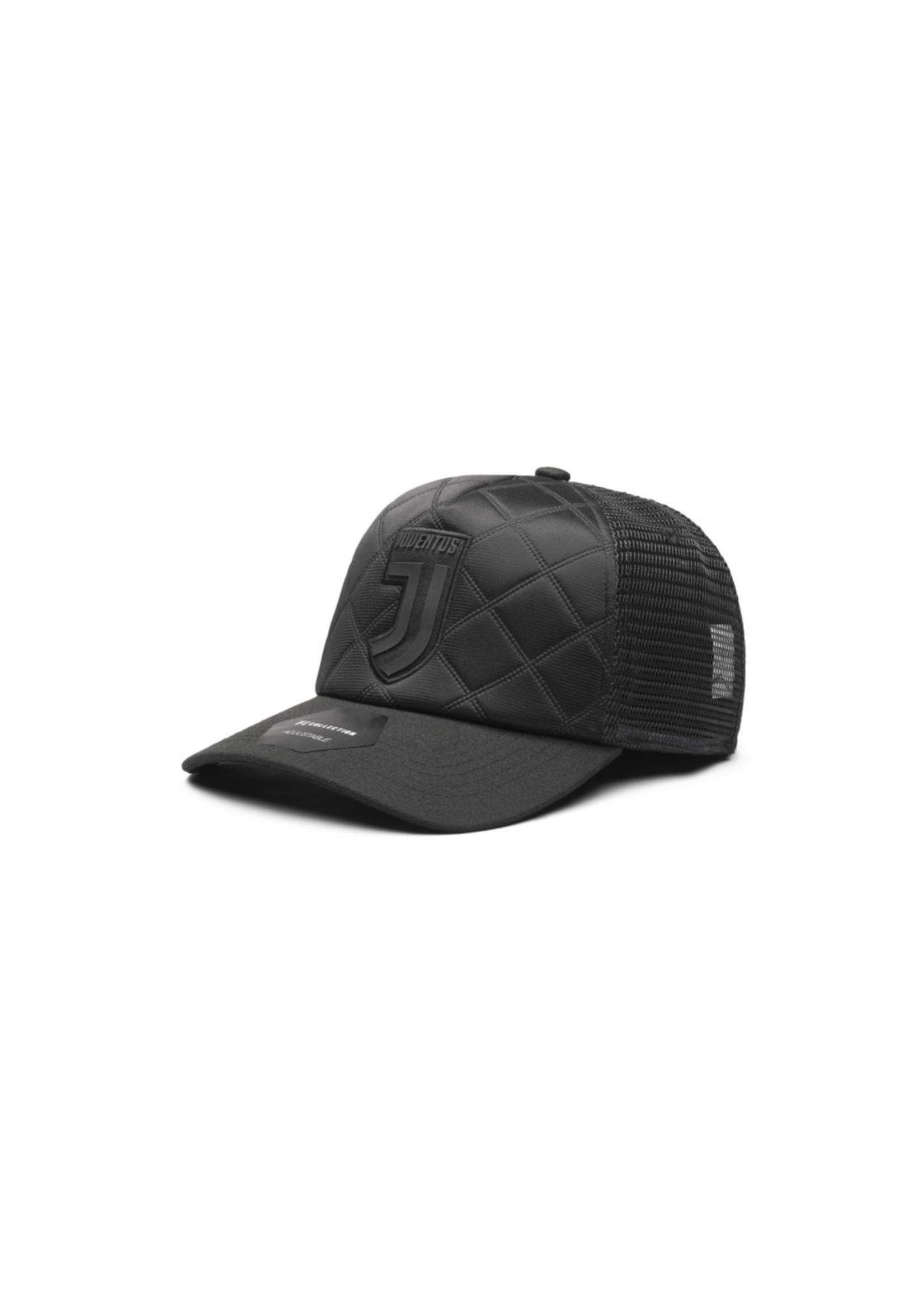 Juventus Premium Onyx Trucker Hat