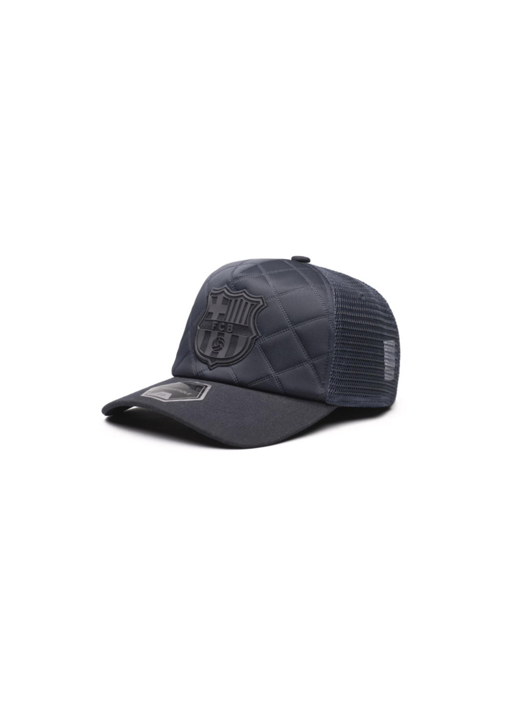 Barcelona Premium Onyx Trucker Hat