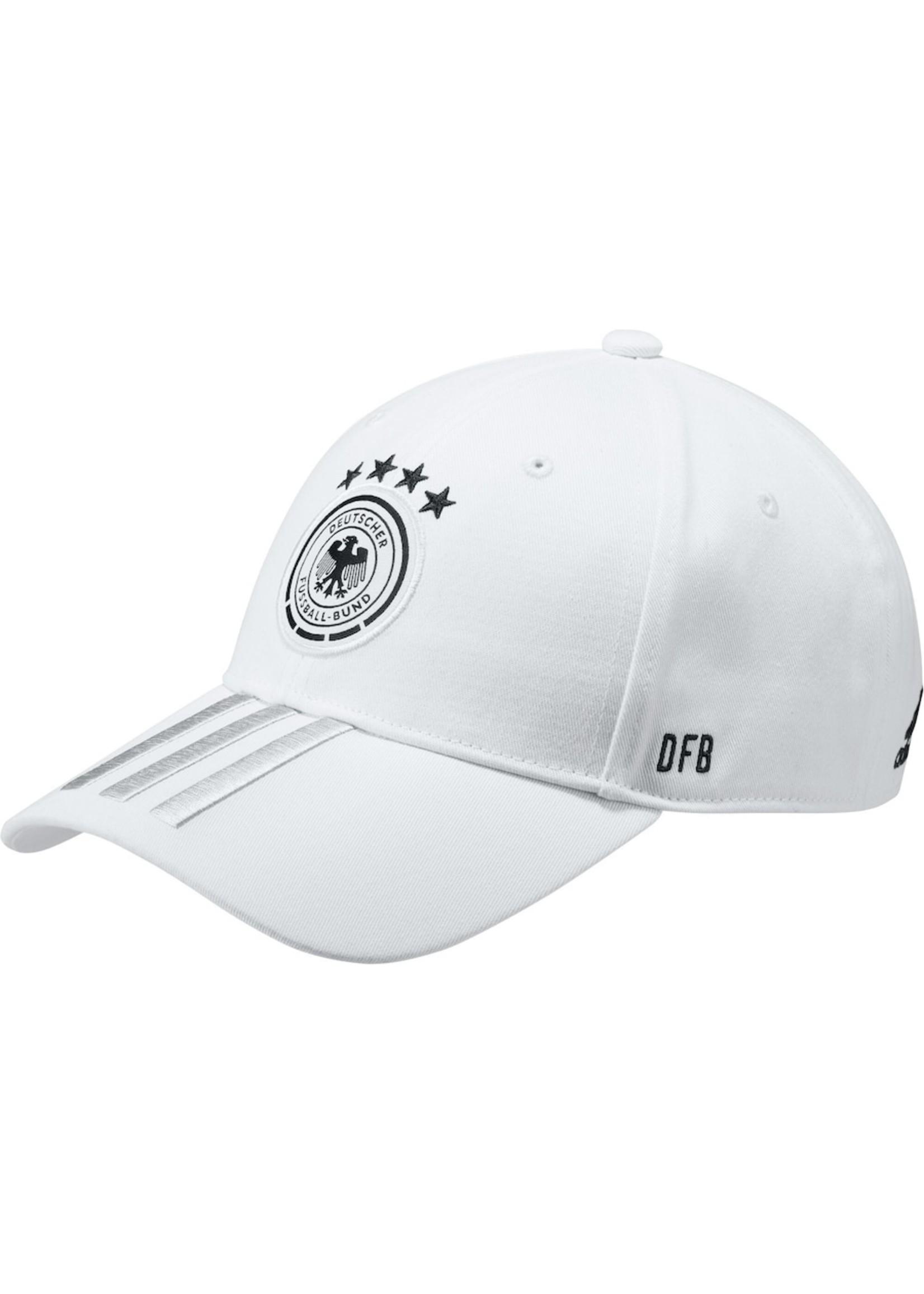 Adidas Germany Cap - White