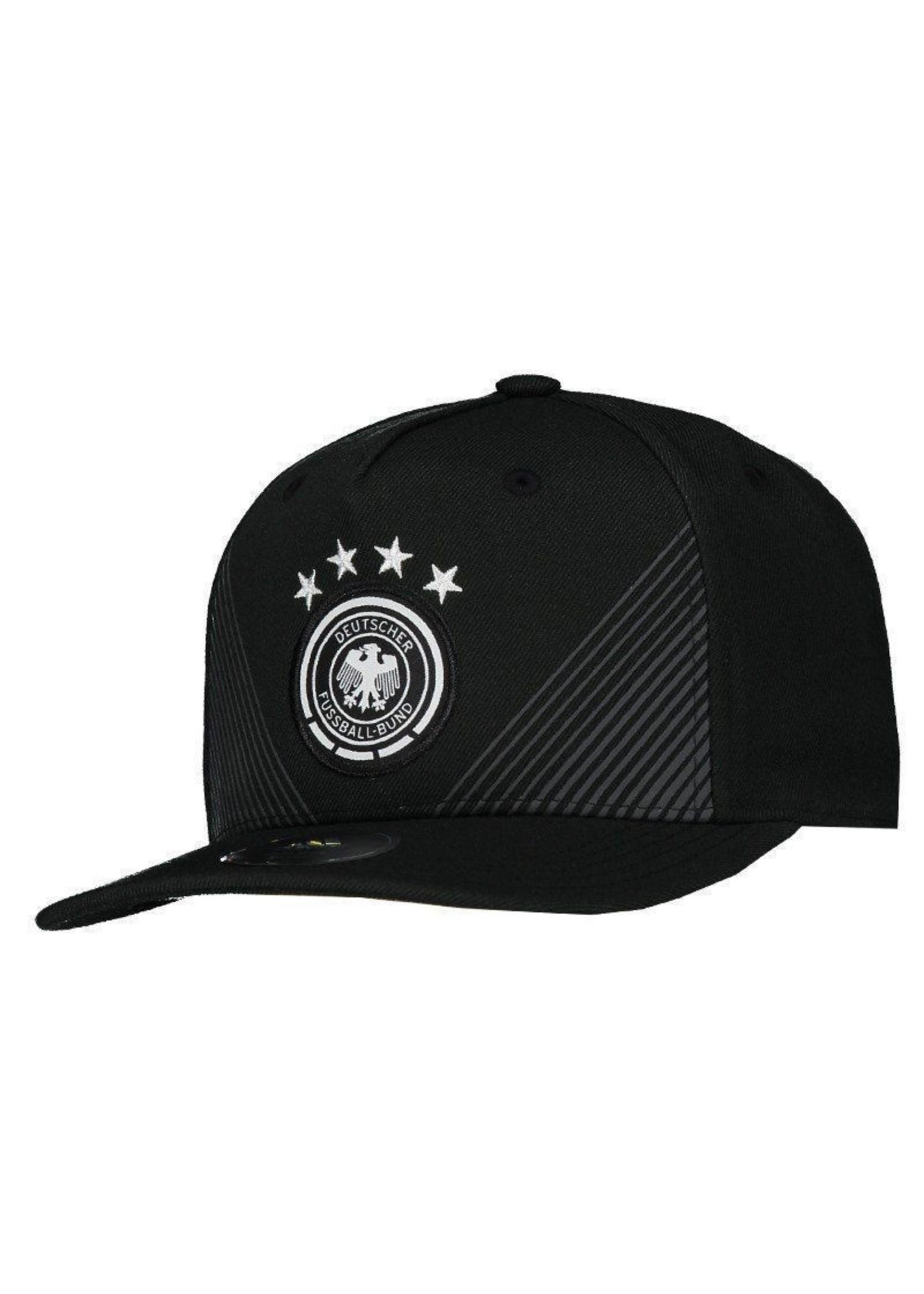 Adidas Germany Cap - Black Flat