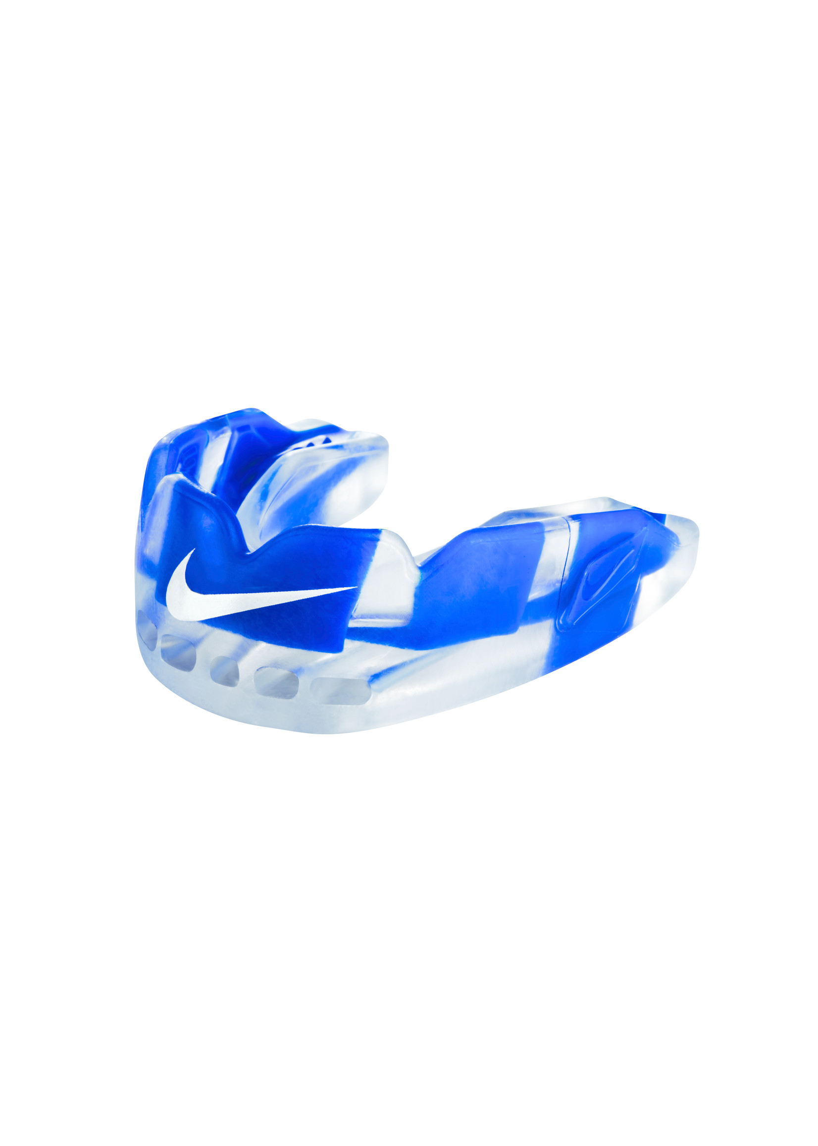 Nike Hyperflow MouthGuard Youth Clear/Royal/White