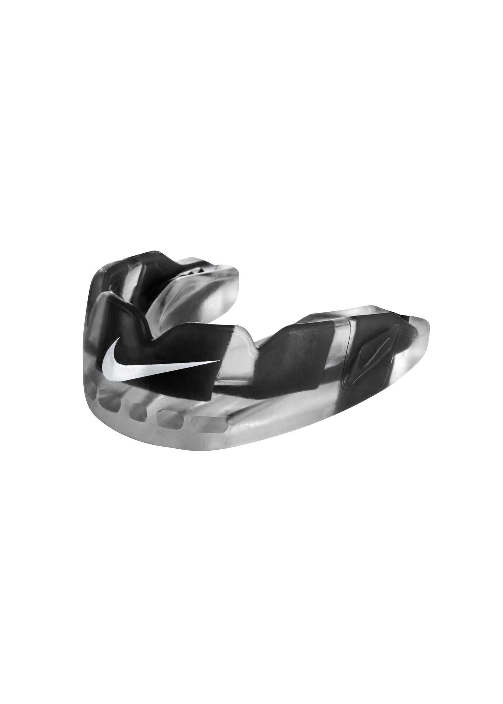 Nike Hyperflow MouthGuard Clear/Black/White