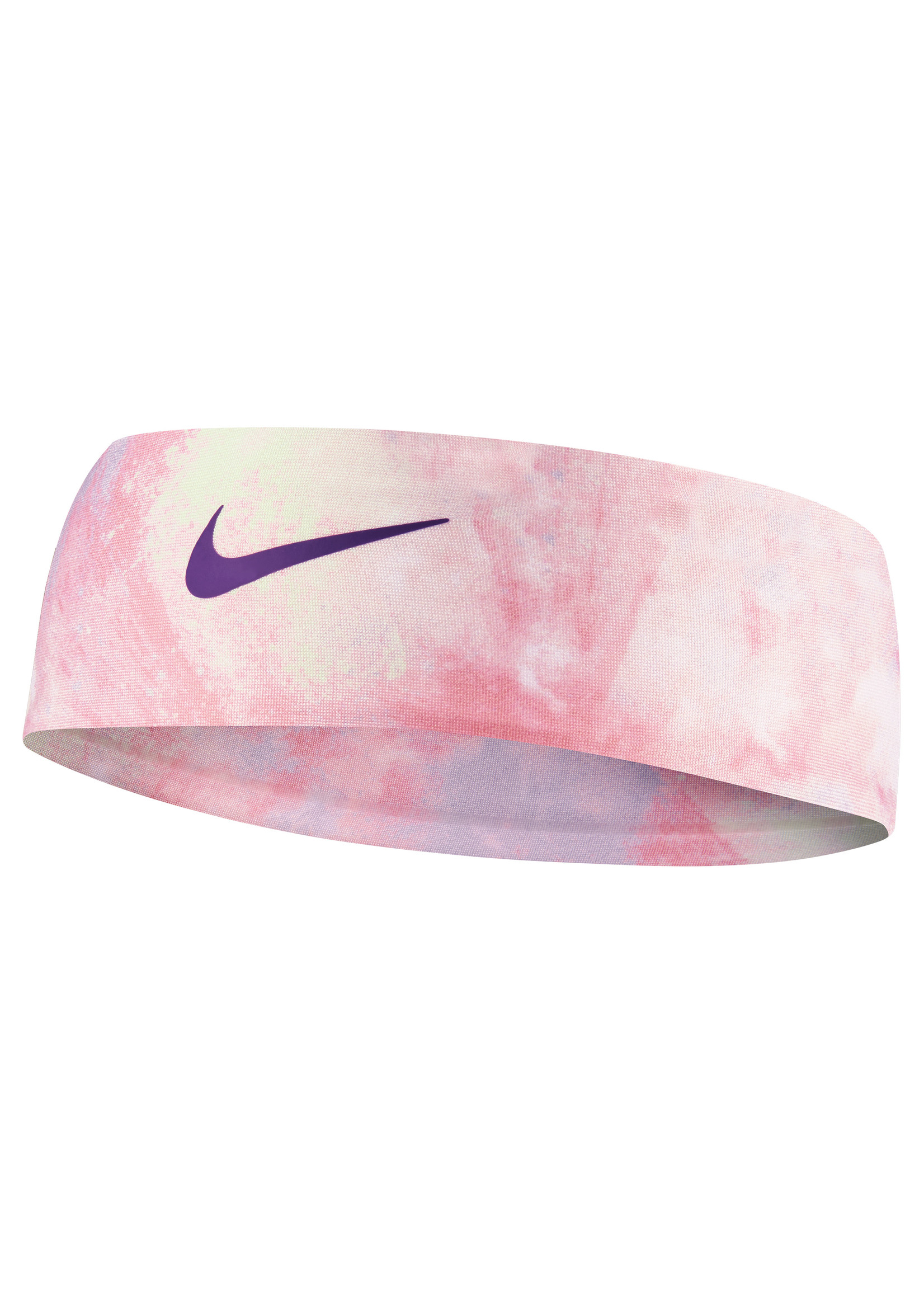 Nike Fury Headband 2.0 Pink/ Purple Youth