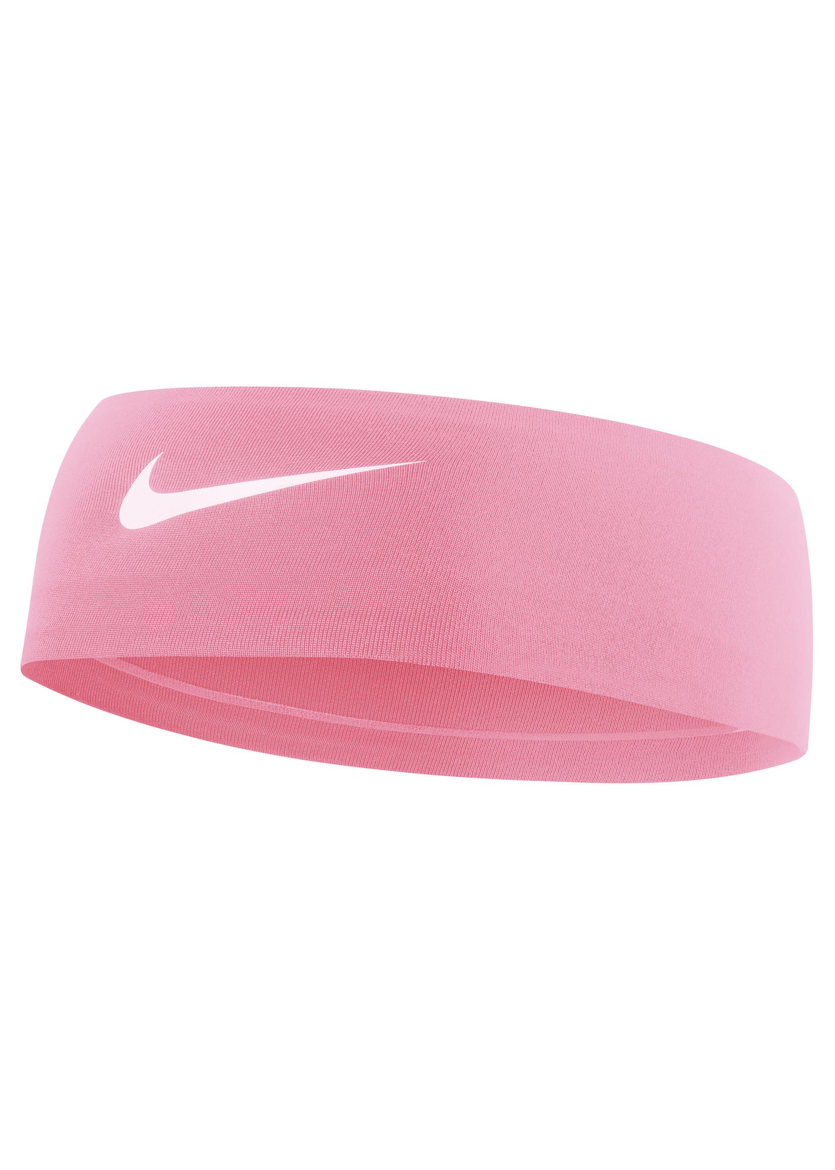 Nike Fury Headband 2.0 Pink/ White Youth