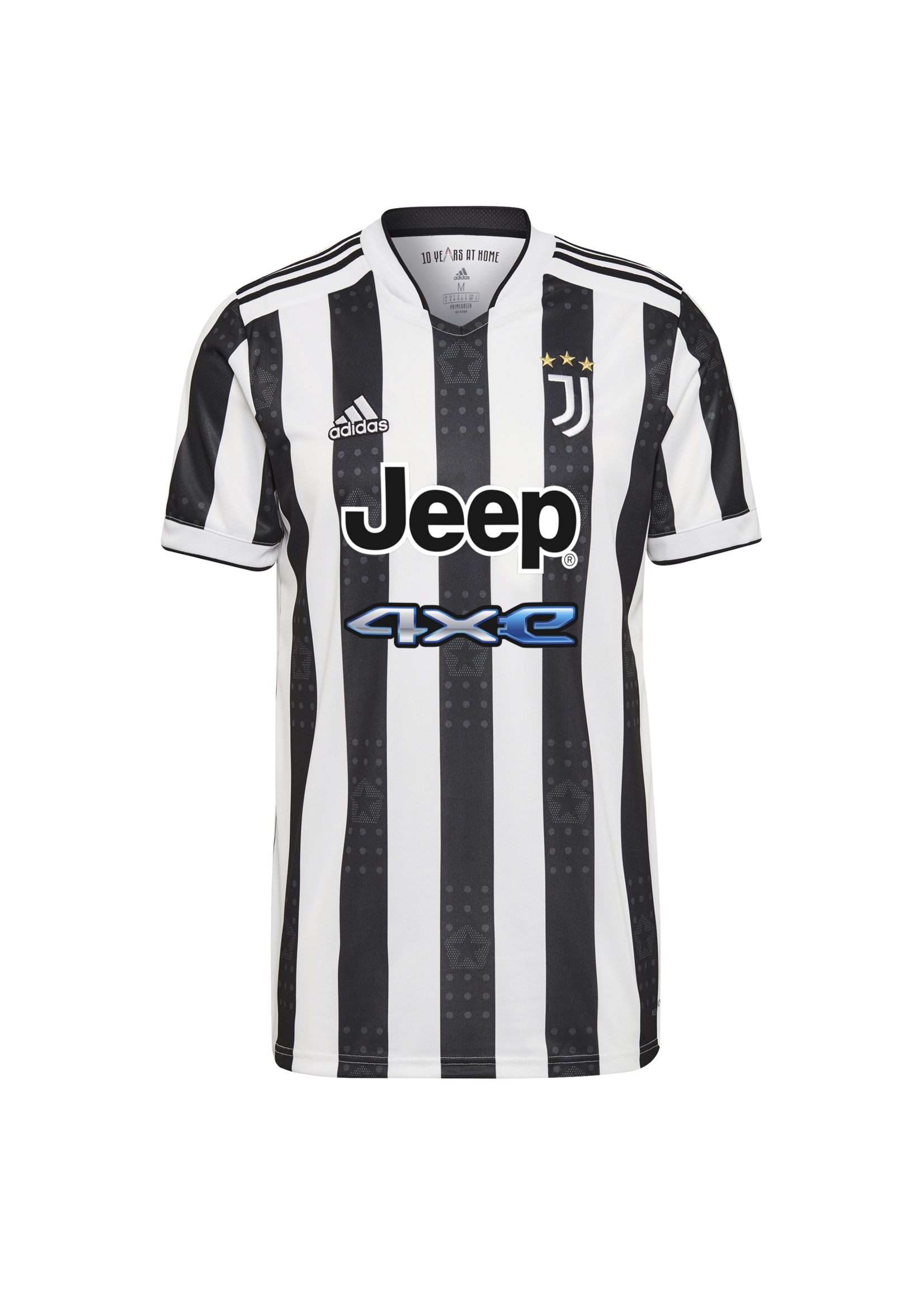 Adidas Juventus 21/22 Home Jersey Adult