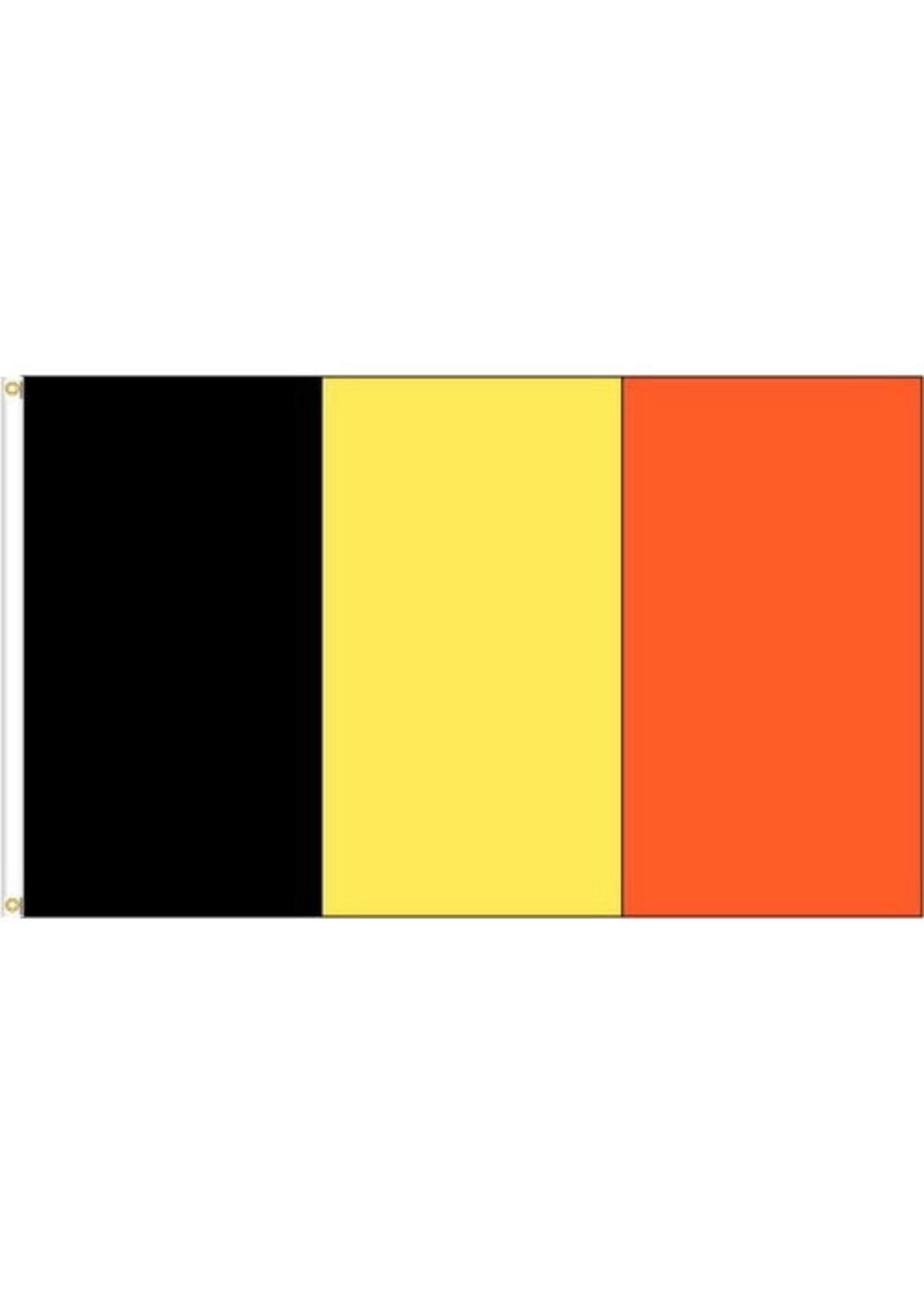Mimi Sports Belgium Flag 3 x 5