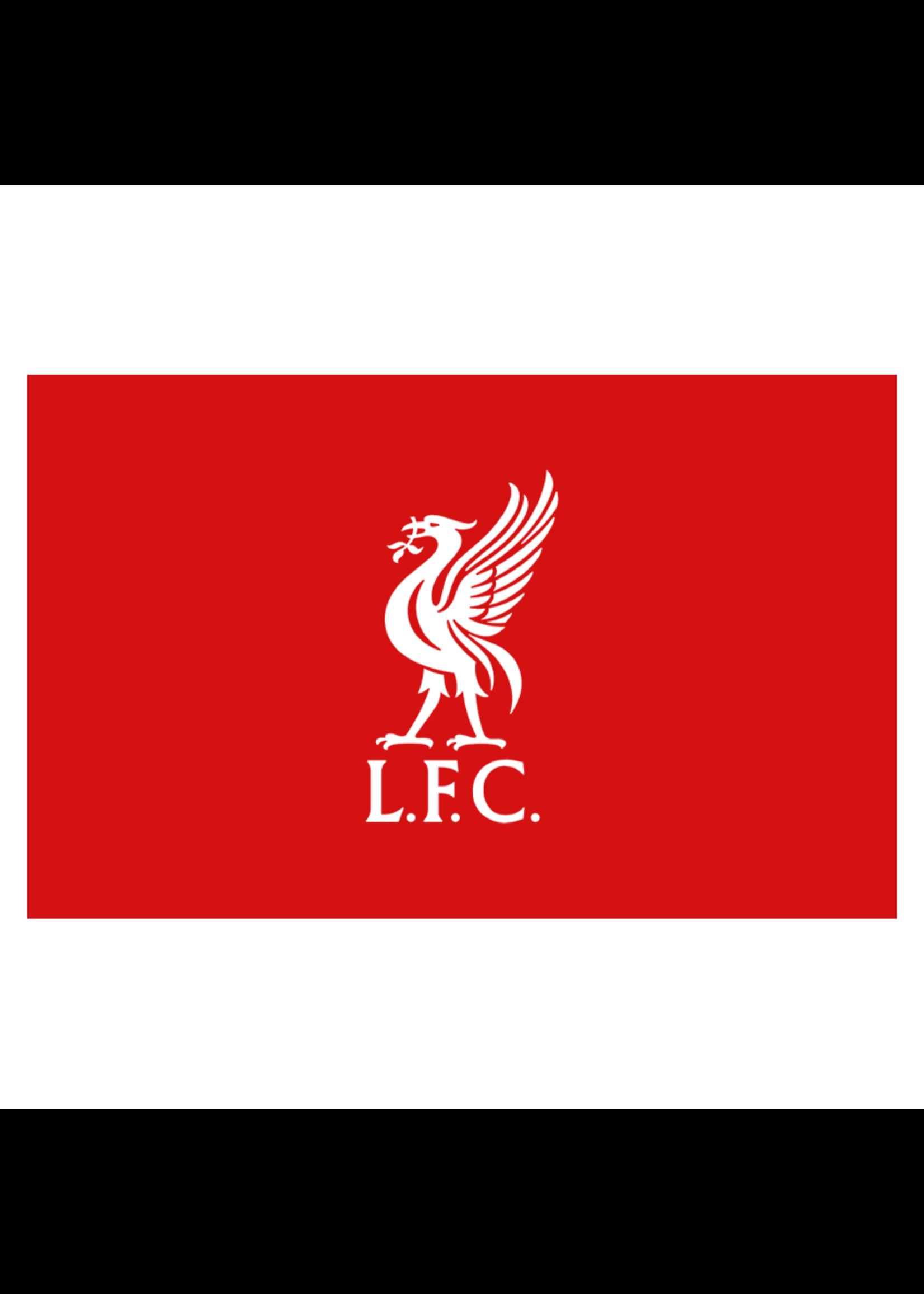 Liverpool Core Crest Flag