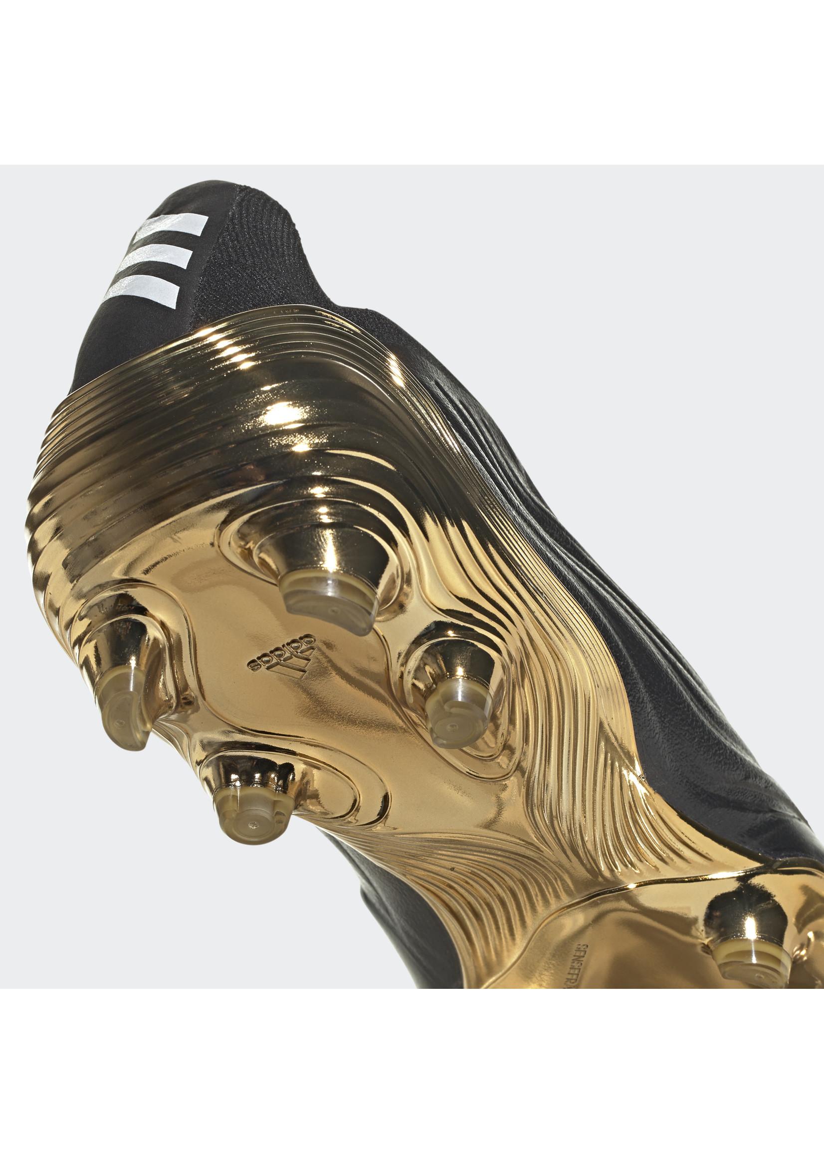 Adidas Copa Sense+ FG - Black/Gold