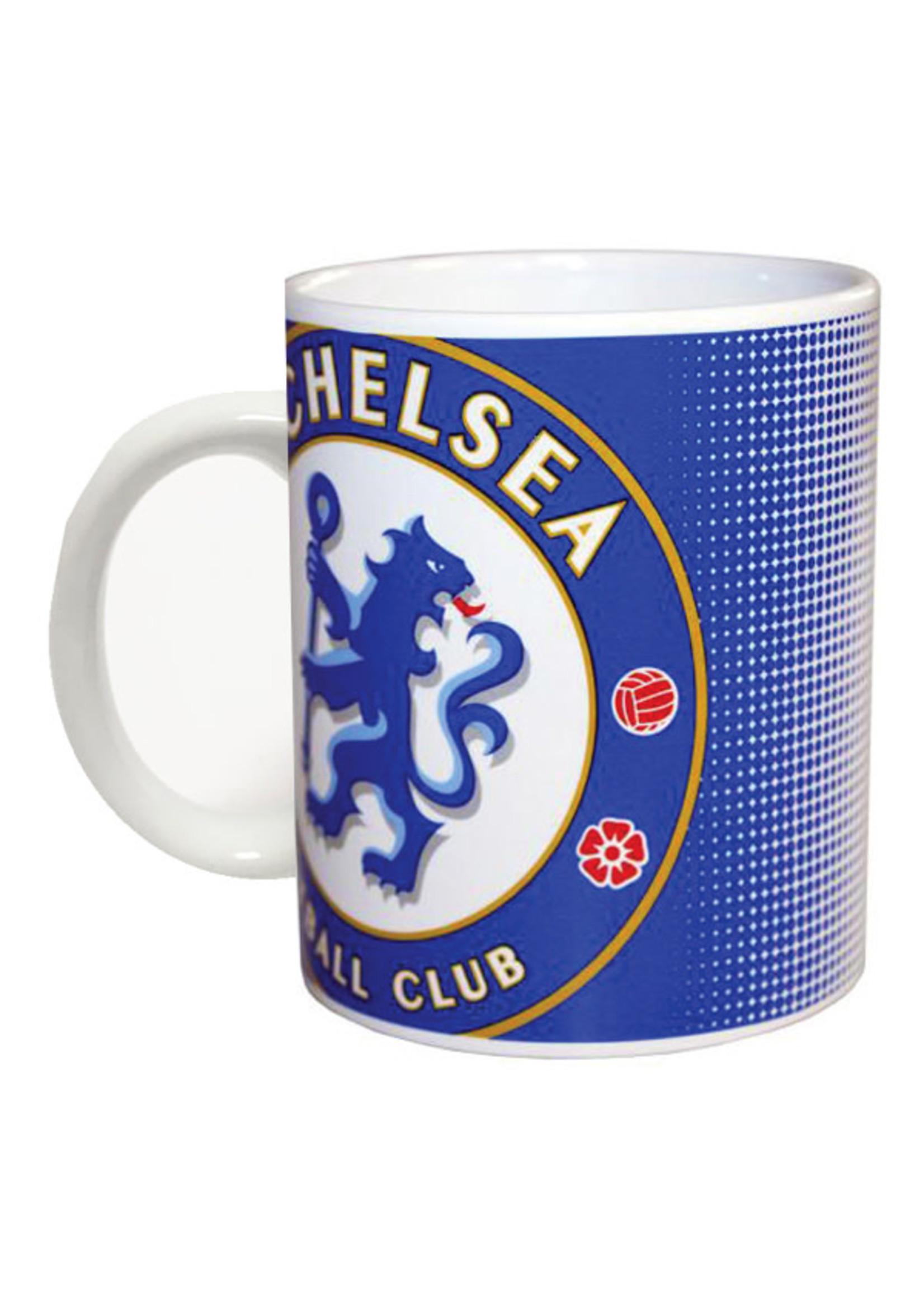 Chelsea Halftone Mug