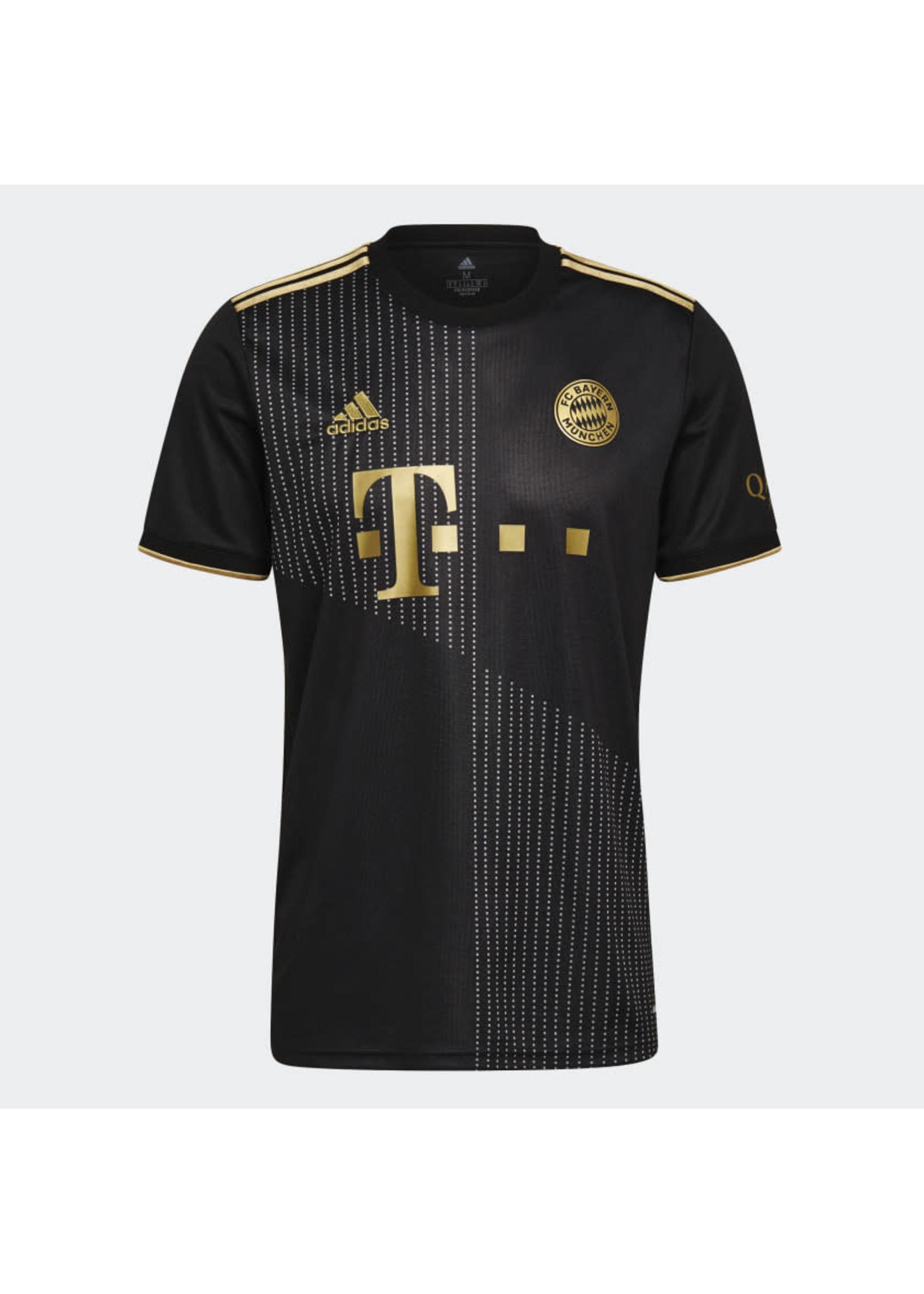 Adidas Bayern Munich 21/22 Away Jersey Adult