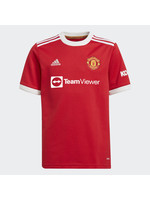 Adidas Manchester United 21/22 Home Jersey Youth
