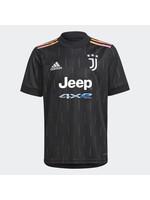 Adidas Juventus 21/22 Away Jersey Youth