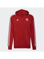 Adidas Bayern Munich Full Zip Hoodie