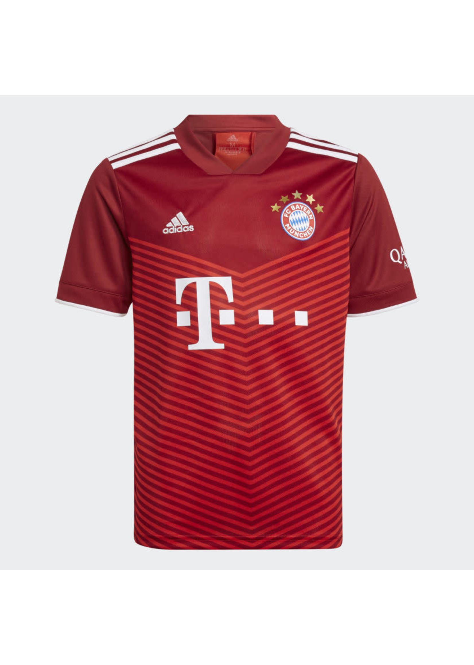 Adidas Bayern Munich 21/22 Home Jersey Youth