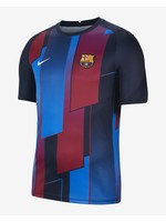 Nike Barcelona 21/22 Pre Match Jersey Adult