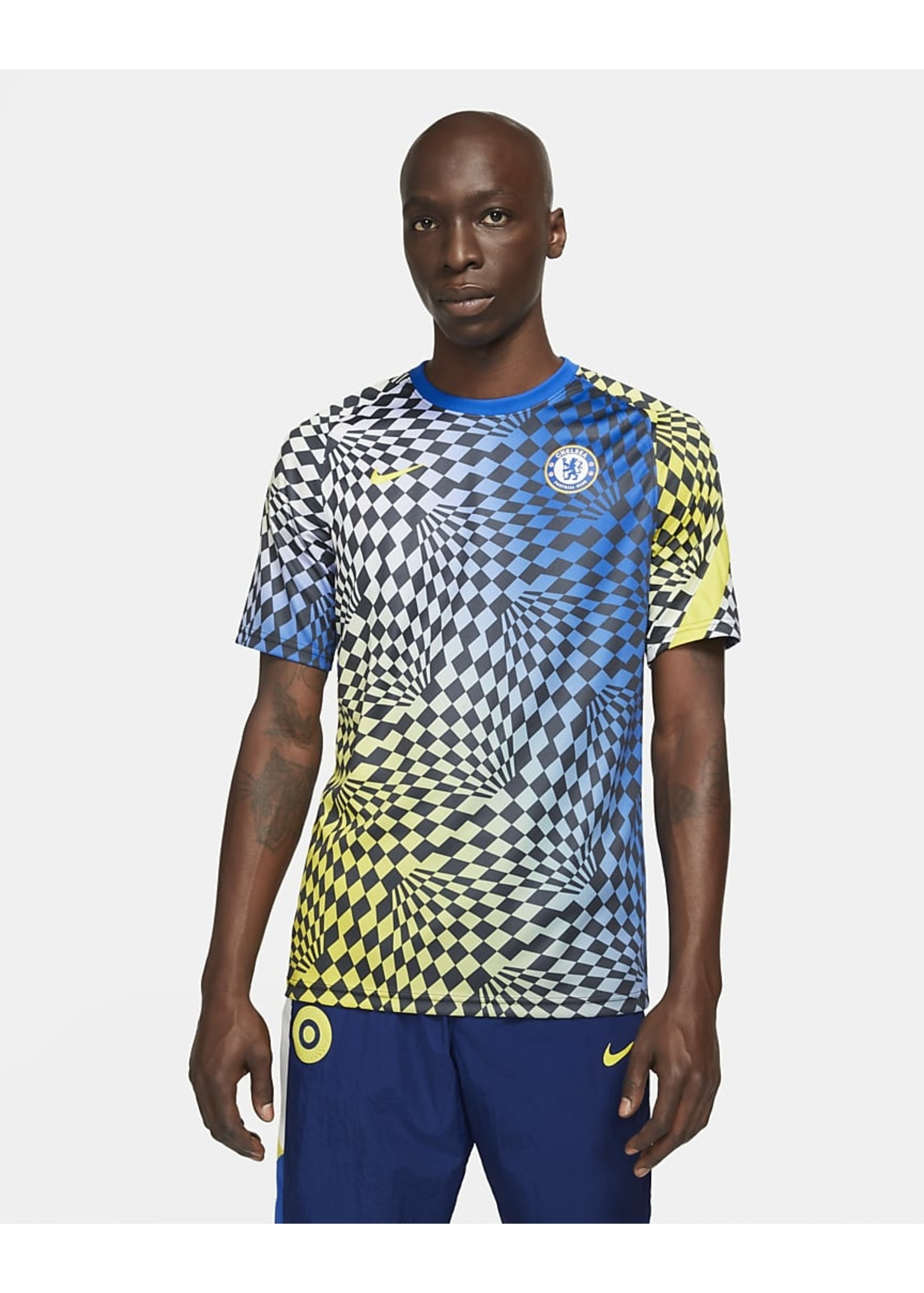 Nike Chelsea 21/22 Pre Match Jersey Adult