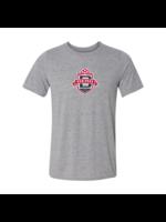 DeRo Gilden Performance T-Shirt - Grey Adult