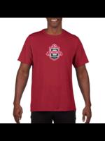 DeRo Gilden Performance T-Shirt - Red