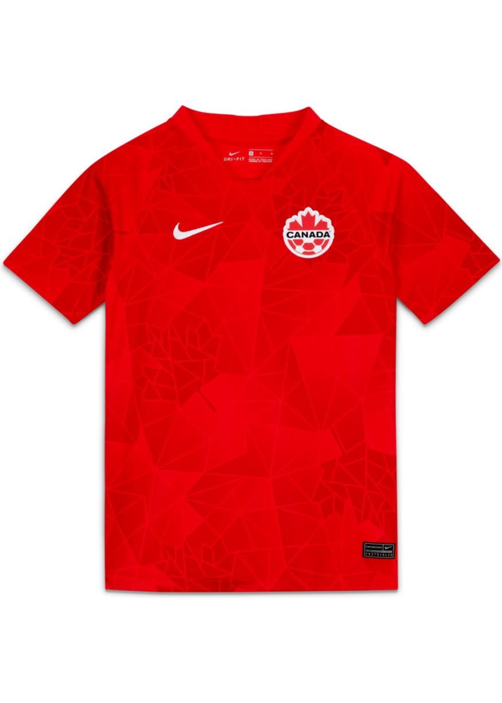 Nike Canada 20/21 Home Jersey Youth