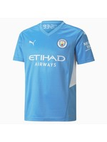 Puma Manchester City 21/22 Home Jersey Youth