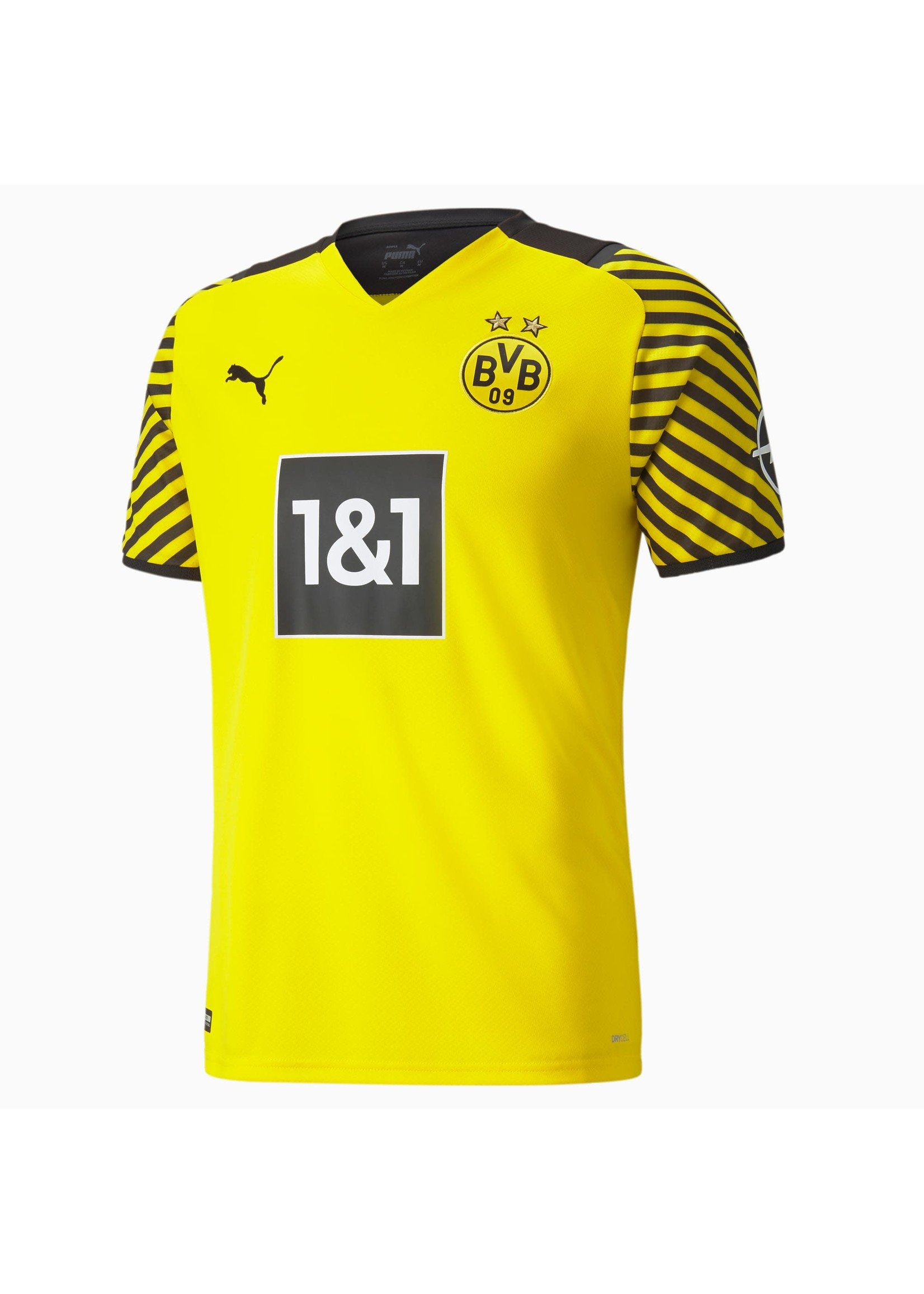 Puma Borussia Dortmund 21/22 Home Jersey Adult