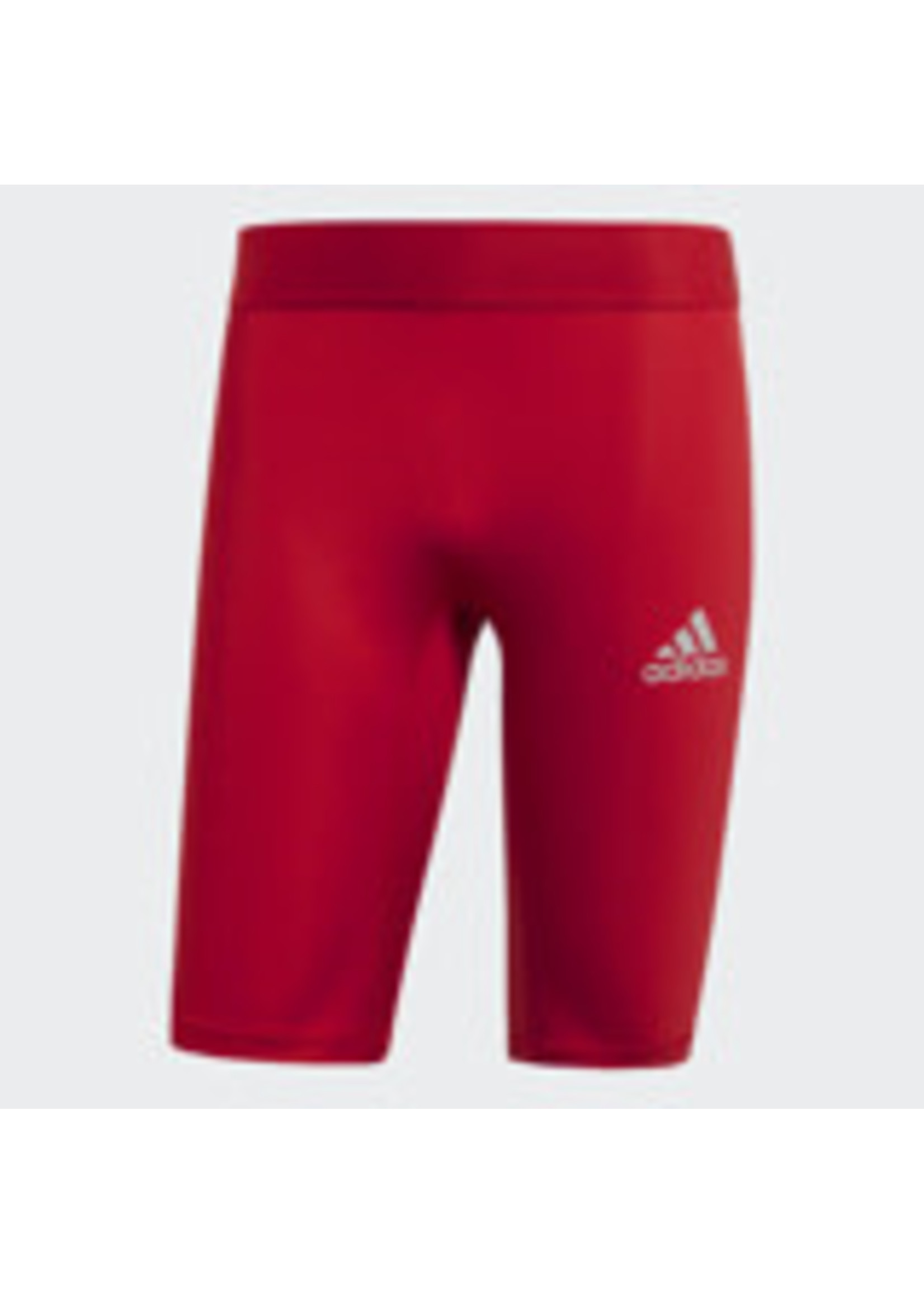 Adidas Compression Red Short Adult