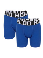 CR7 Boxer Underwear Fashion 2-Pack - Blue Youth