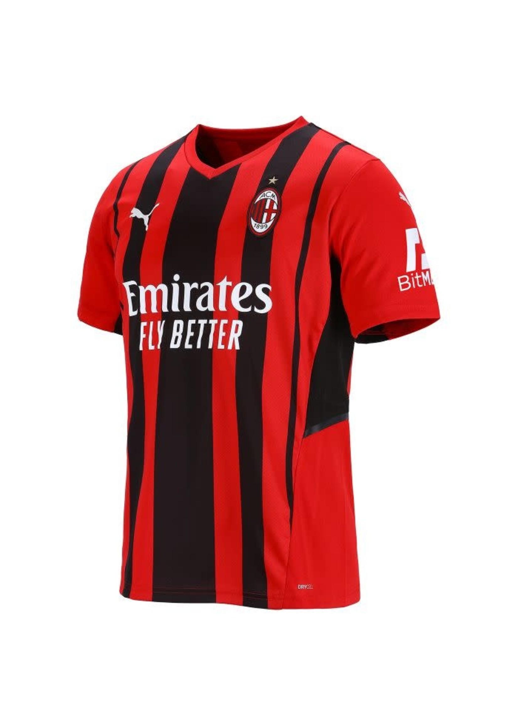 Puma AC Milan 21/22 Home Jersey