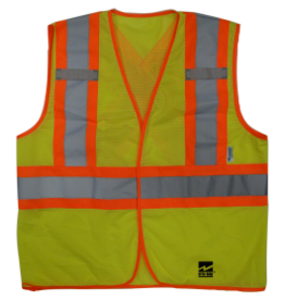 "Viking ""BTE"" High Vis Safety Vest"