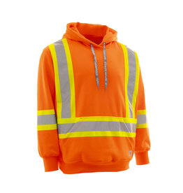 Forcefield PULLOVER High Vis Safety Hoodie