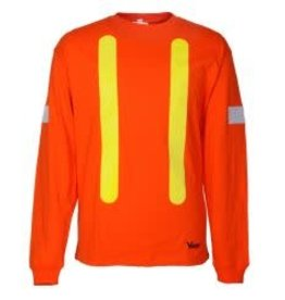 Safety Cotton Long Sleeve