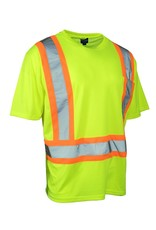 Forcefield Forcefield High Vis T's - Crew Neck