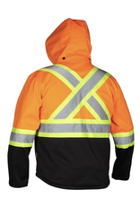 Forcefield Forcefield High Vis Softshell Jacket