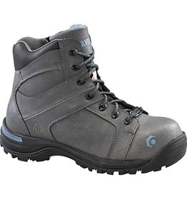 Wolverine Womans View CSA Work Boot, Grey