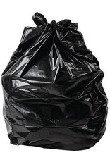 Proven 35x50  Strong Black Garbage Bags(125/Box)