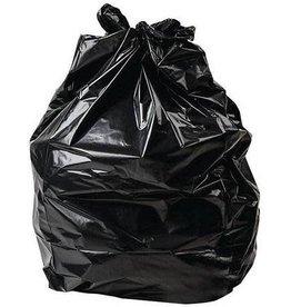 Proven 35x50 Garbage Bags, Black, Regular (250/case)