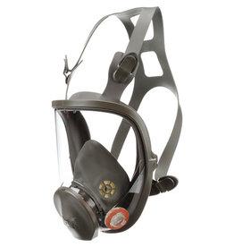 3M 6000 Series Full Facepiece Respirator