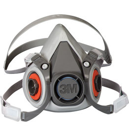 3M 6000 Series Half Face Respirators